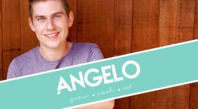 Grow Cook Eat met Angelo Dorny