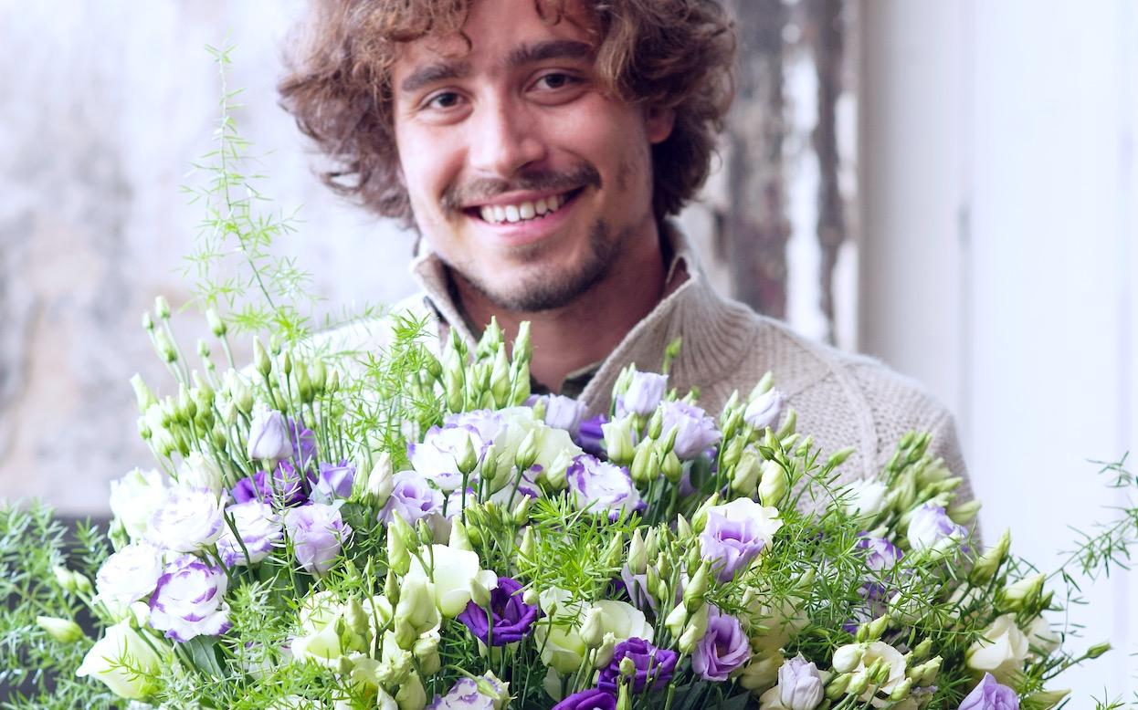 Studie bevestigt: Bloemen maken blij