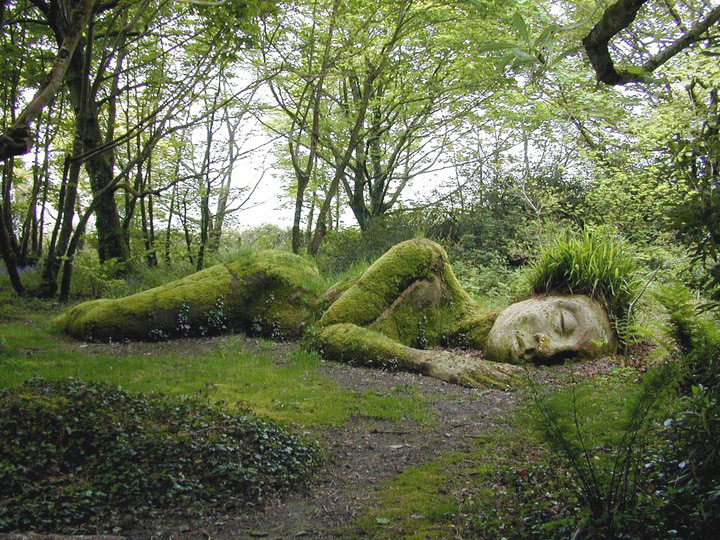 De vreemdste tuinen ter wereld