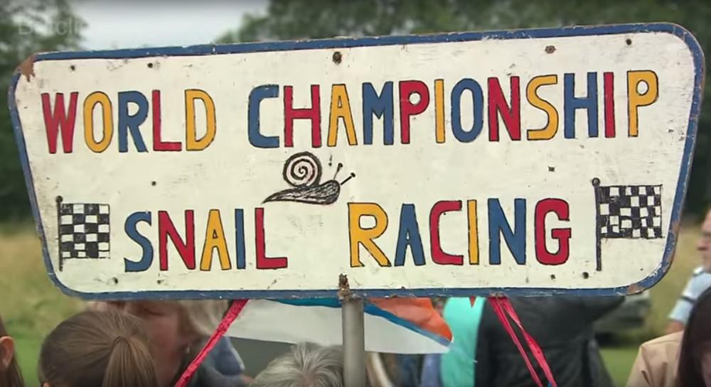 Wereldkampioenschap Slakracen!