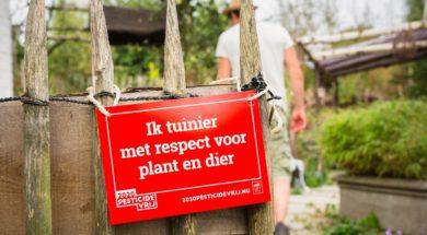 2020 Pesticide vrij Tuinieren