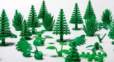 Duurzame LEGO