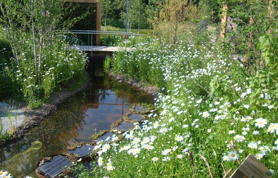 Tuinlabel geeft duurzaamheid van je tuin aan